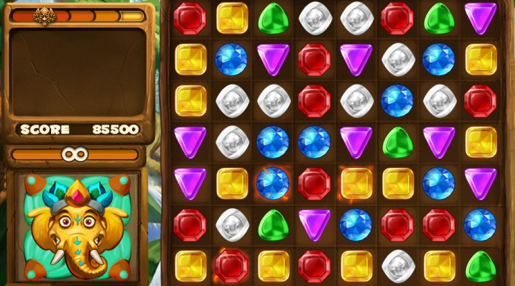 Jewels gioco gratis