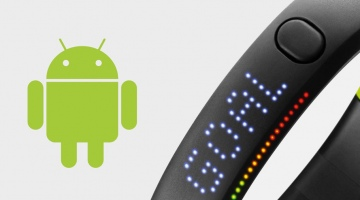 Nike+ FuelBand для Android